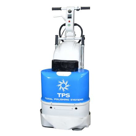 Total Polishing Systems TPSX1 20 Inch Variable Speed 5HP Diamond Concrete Floor Grinder, 220 Volt